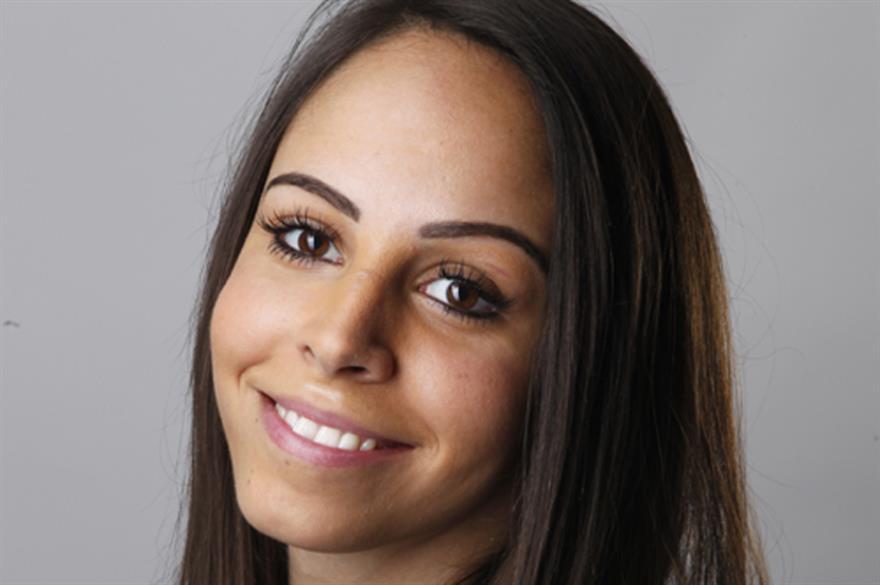 Hannah Solanki, senior business development manager