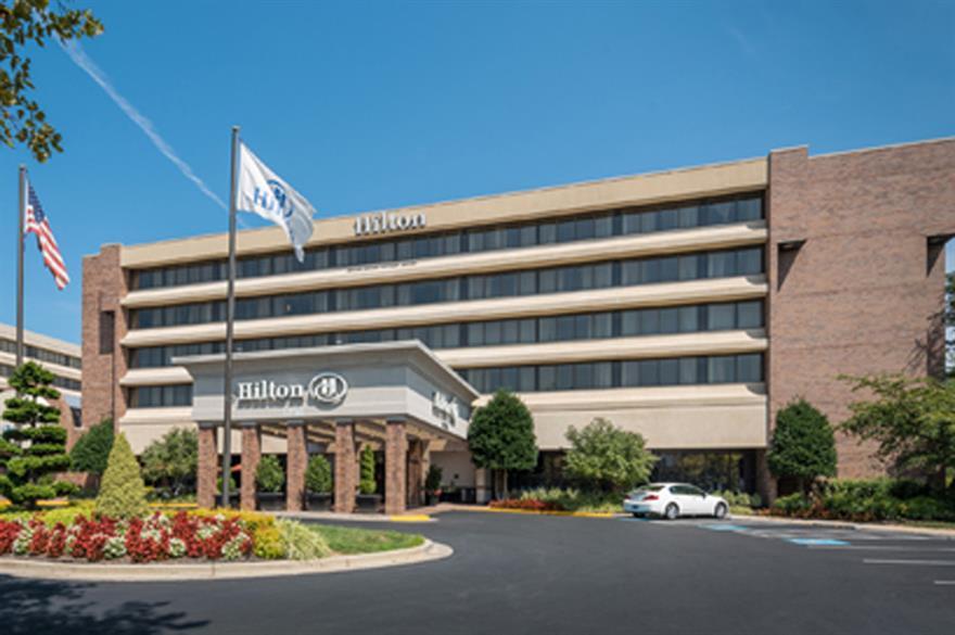 Hilton Washington DC/Rockville revamps meeting space