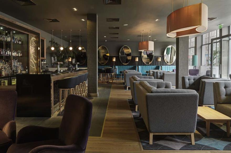 Doubletree by Hilton hotel opens in Edinburgh