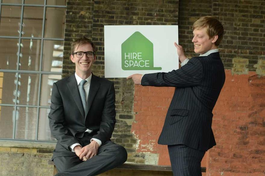 Hire Space aims to go international with million pound investment