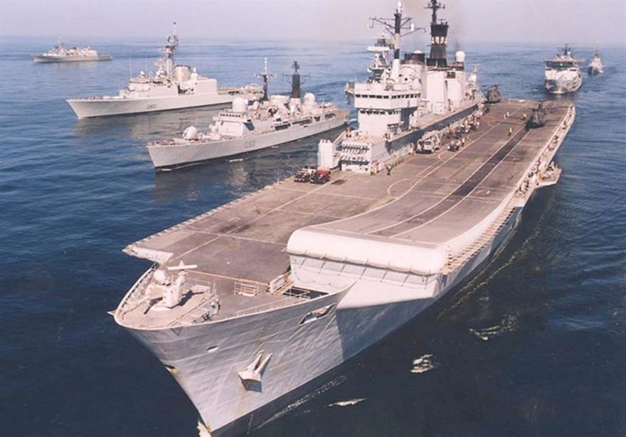 Bid launched to turn HMS Illustrious into conference centre