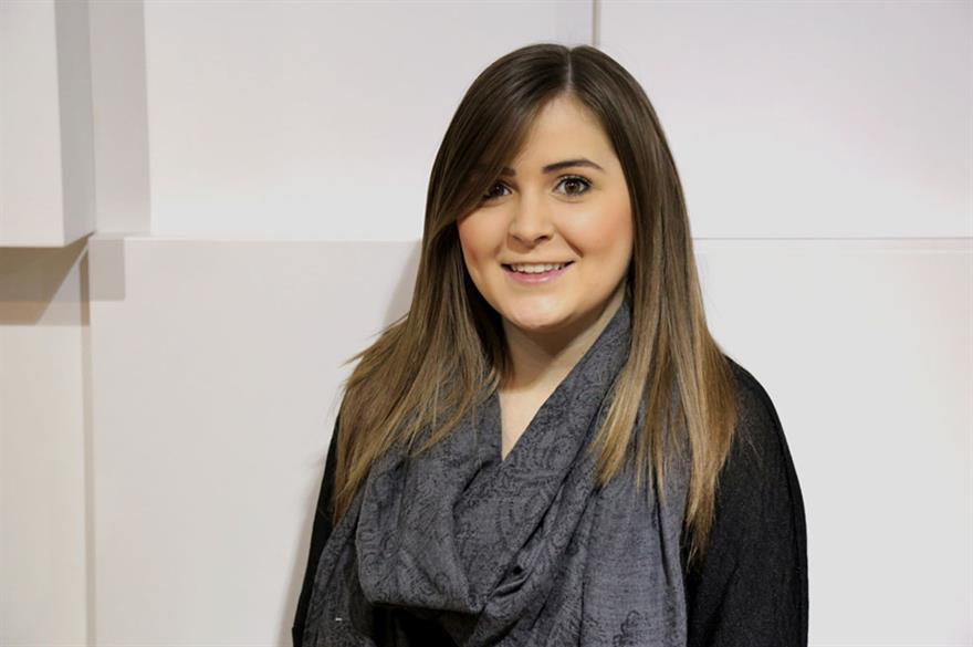 Holly Waters, one of Corporate Events' new event managers