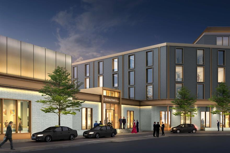 DoubleTree by Hilton Hull to open new conference venue