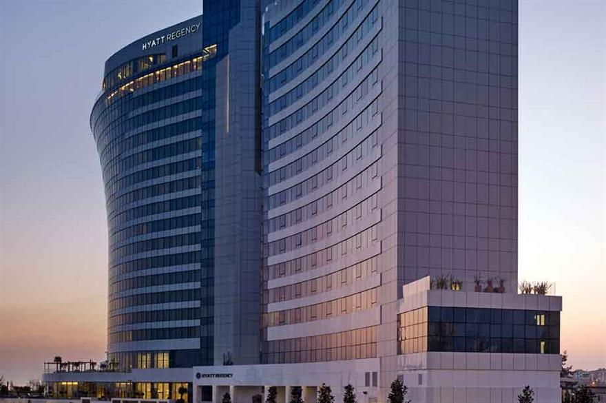 Hyatt opens new conference hotel in Istanbul