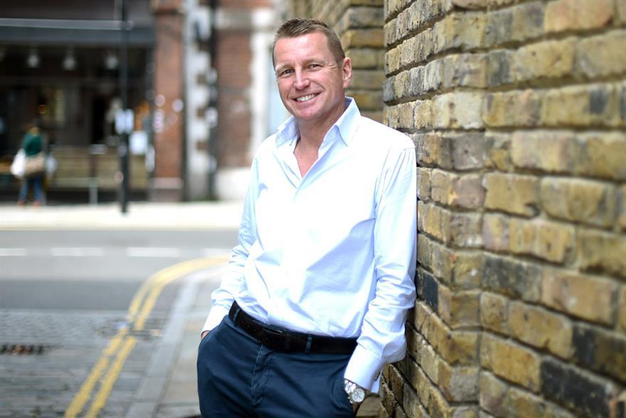 Ian Cummings, managing director, CWT Meetings & Events UK & Ireland