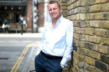 Ian Cummings, regional director