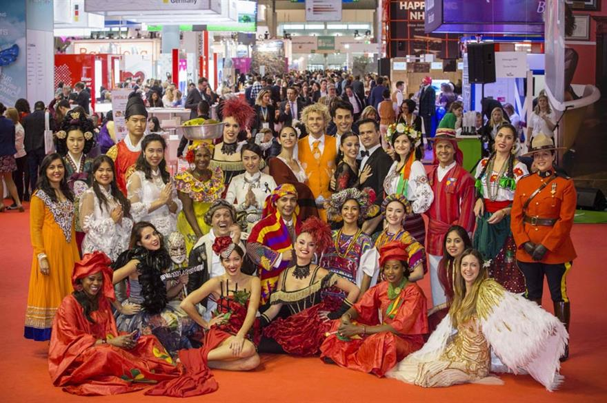 Exhibitors from ibtm world 2016