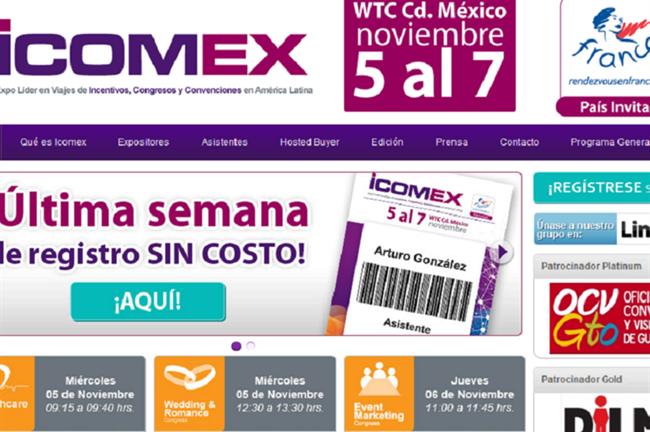 ICOMEX will become IBTM Latin America