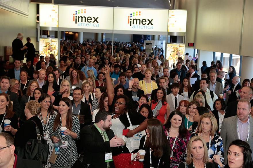 IMEX America 2016 kicks off in Las Vegas