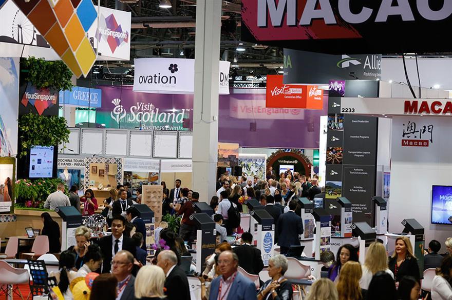 'Frankfurt remains the flagship show' says IMEX's Carina Bauer