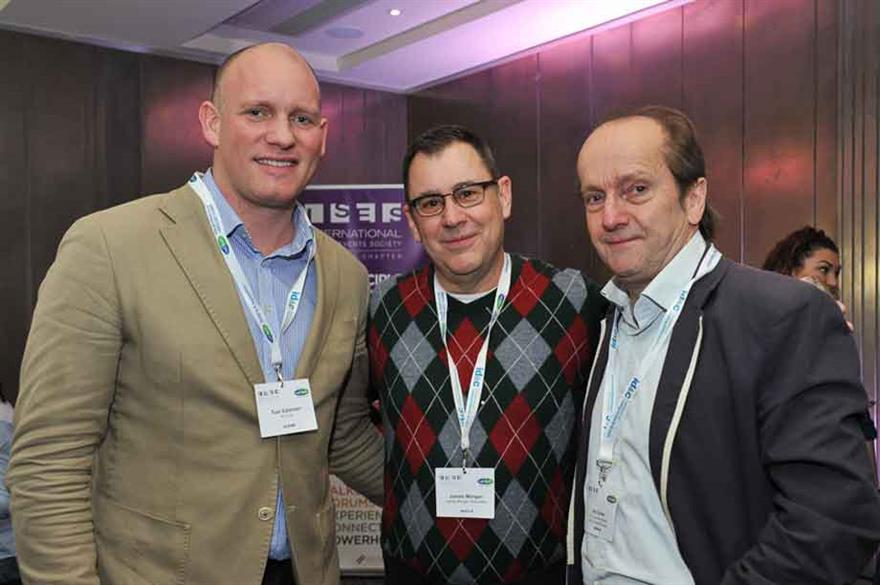In Pictures: First ISES UK Talk 2015