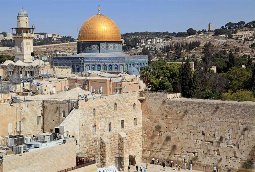Tel Aviv (credit: www.goisrael.com)