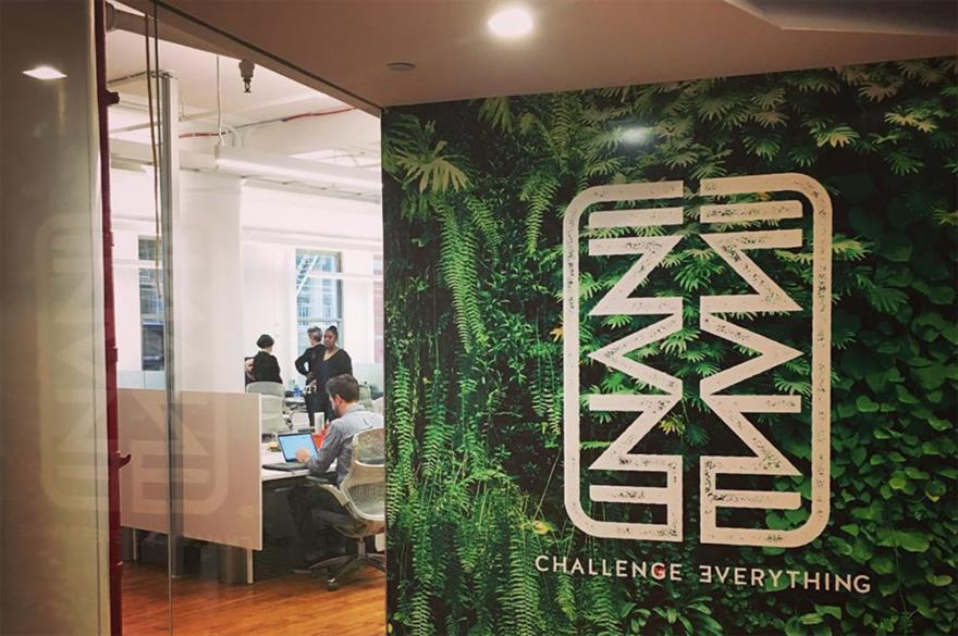 INVNT's new office space in Soho
