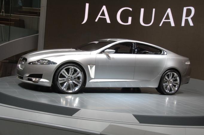 A Jaguar showcase