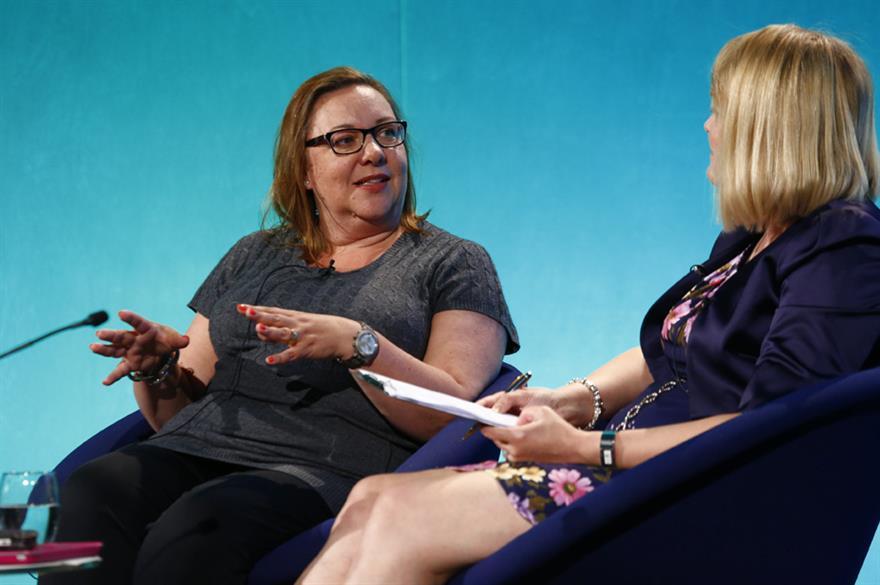 Hewlett-Packard's Jane Culcheth Beard gives her view on sustainability
