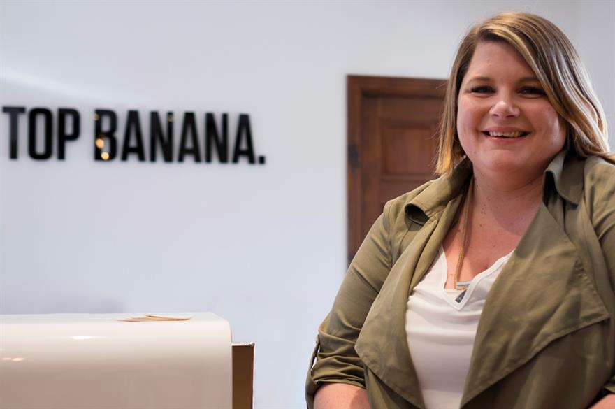Jemma Peers, Top Banana