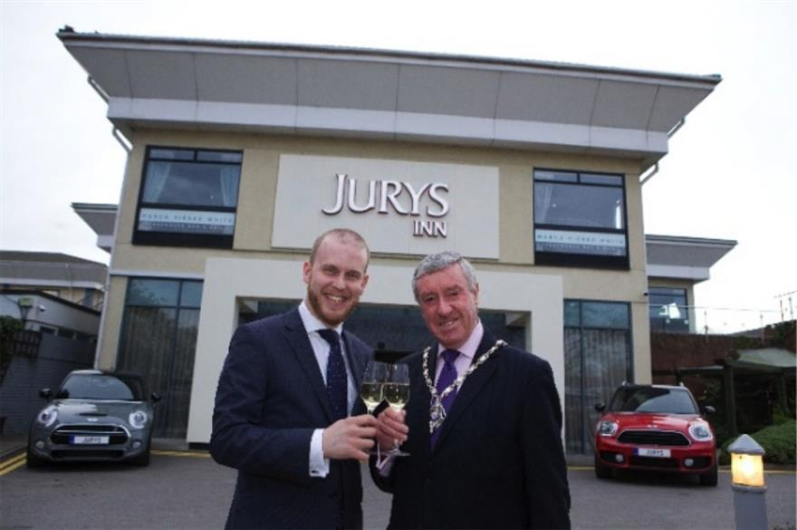 Jurys Inn relaunches
