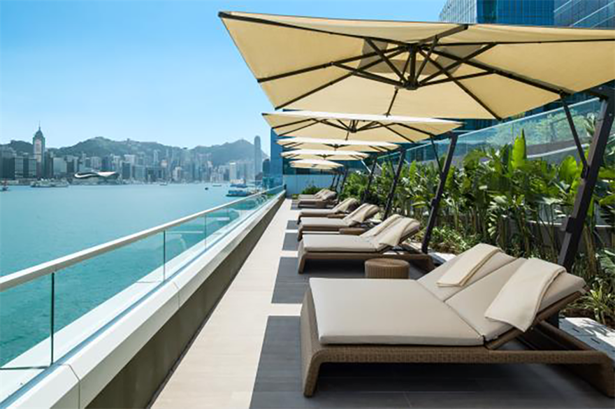 In Pictures: Shangri-La unveils Kerry Hotel, Hong Kong