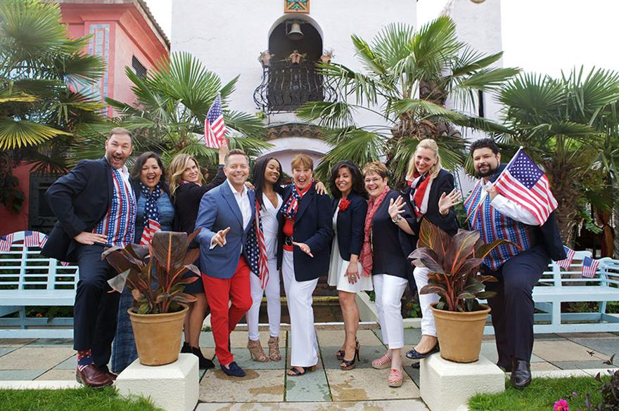 In Pictures: Kimpton's annual Taste of the USA BBQ