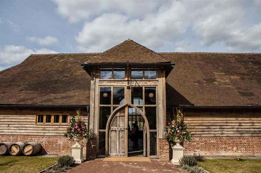 West Sussex vineyard launches corporate offering