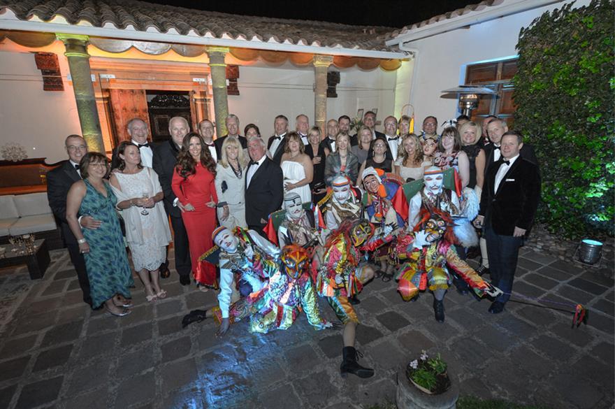 Konica Minolta rewards partners in Peru