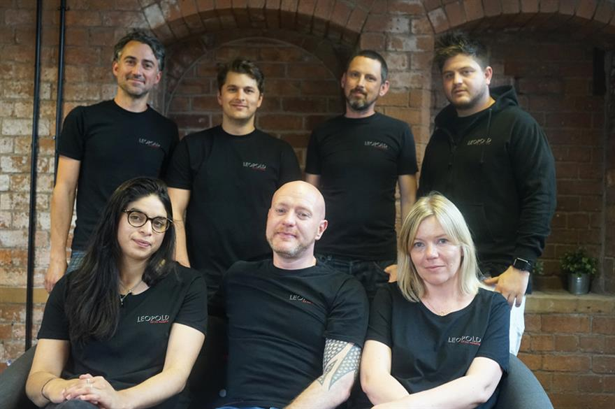 The team at Leopold Marketing