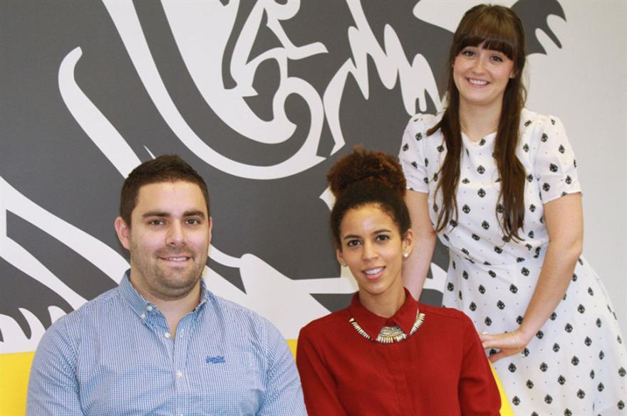 Live Union announce three new appointments