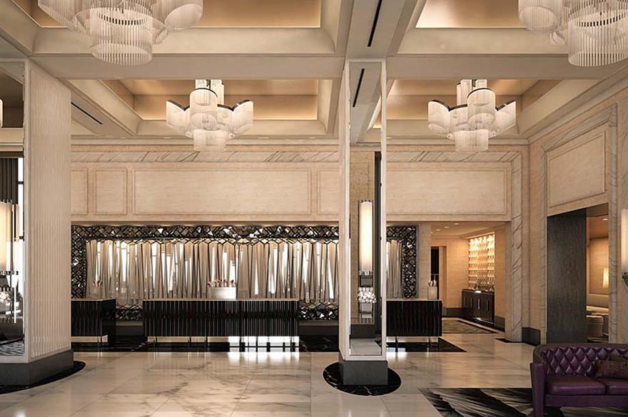 Loews Regency New York hotel opens following £60m refurbishment
