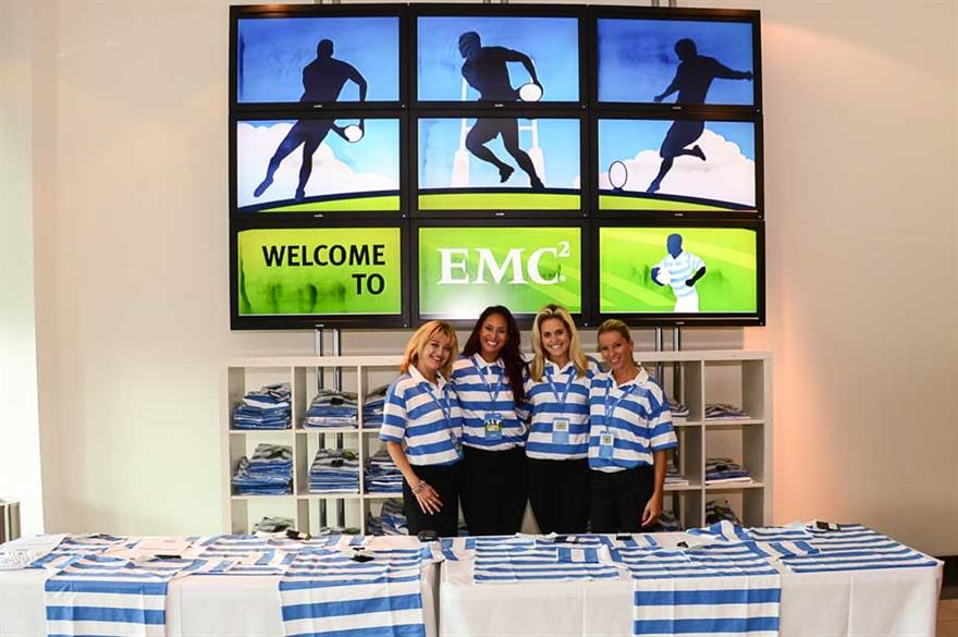 Logan Sports Marketing to deliver reward event for EMC customers