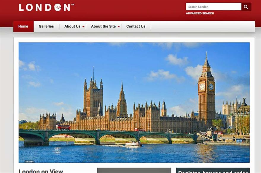 London & Partners launches new website
