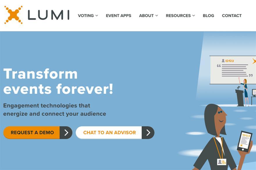 Lumi website