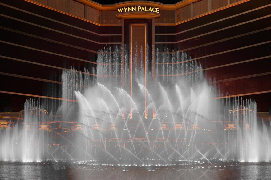 Wynn Palace in Macau