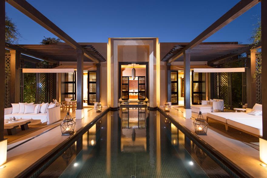The Mandarin Oriental, Marrakech
