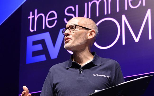 Marco Forgione, CEO of Evcom