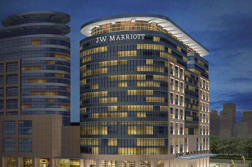 JW Marriott opens new Beijing hotel