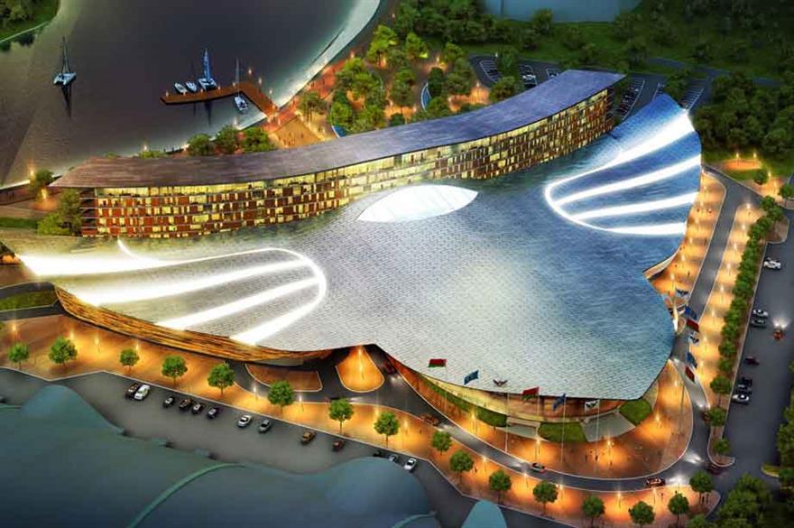 Marriott to open new Belarus property in 2015