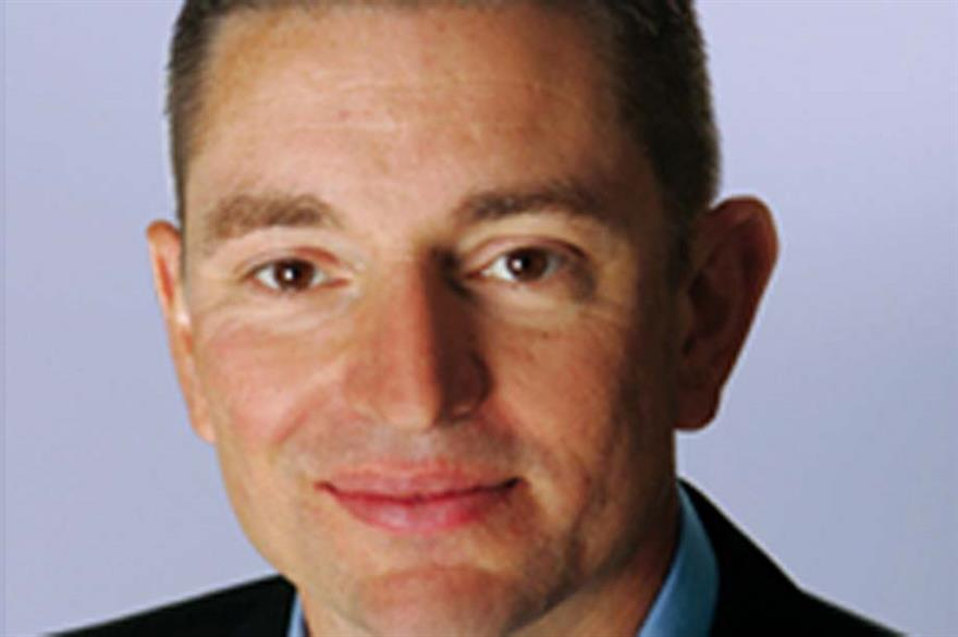 Guy Bigwood, MCI Group's sustainability director