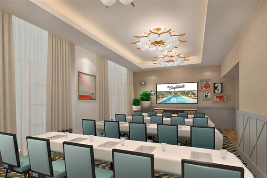 The Confidante Miami Beach Hotel