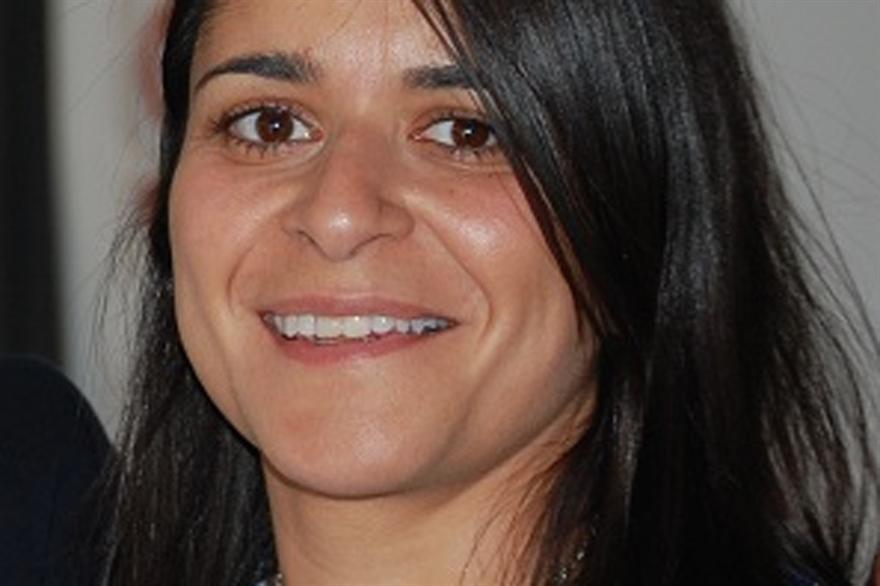 Mona Mohtadi, operations director at Innovision