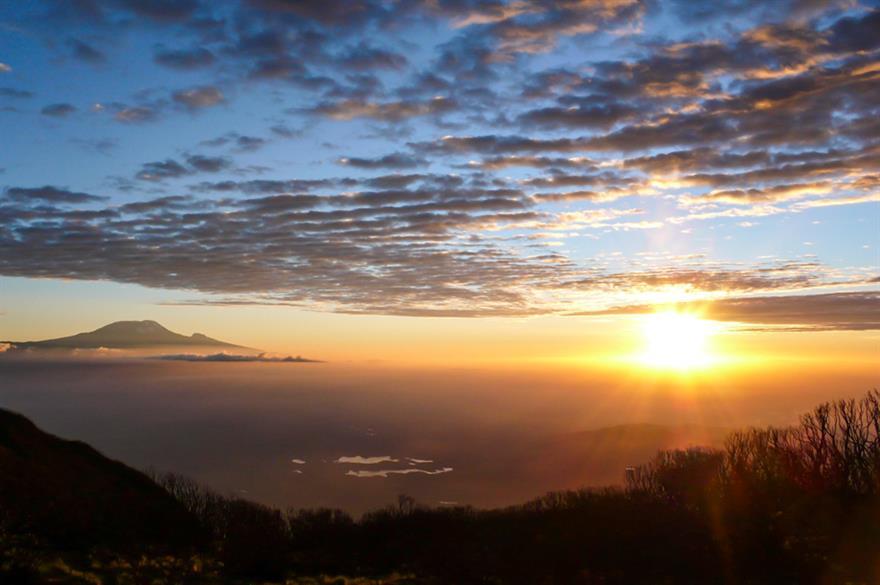 Mount Kilimanjaro image@istockphoto.com
