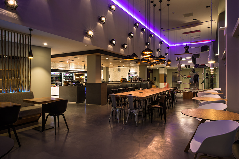 In Pictures: Moxy Milan Malpensa Airport hotel