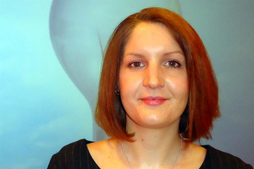 Eliza Hixson, co-author of the new MPI report into SMM