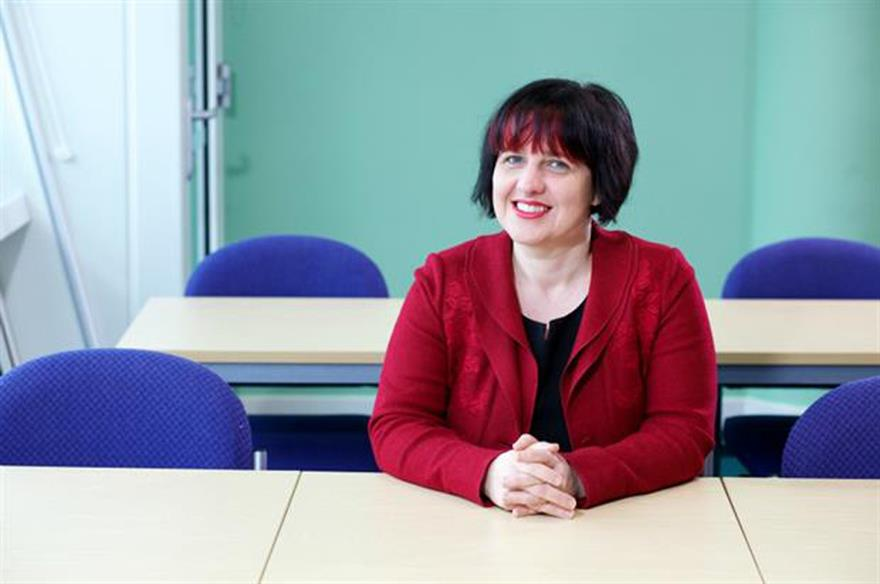 Jackie Mulligan, principal lecturer at UKCEM