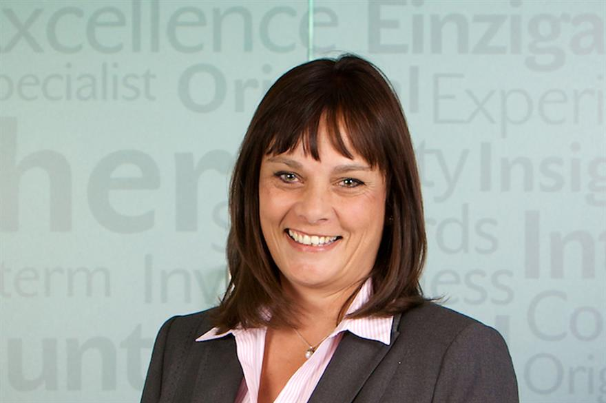 Nicola Burns, global managing director of Ashfield Meetings and Events