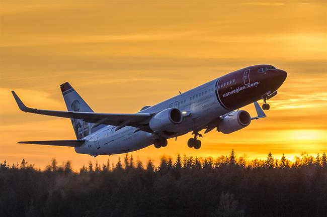 Norwegian launches new flights to Spain