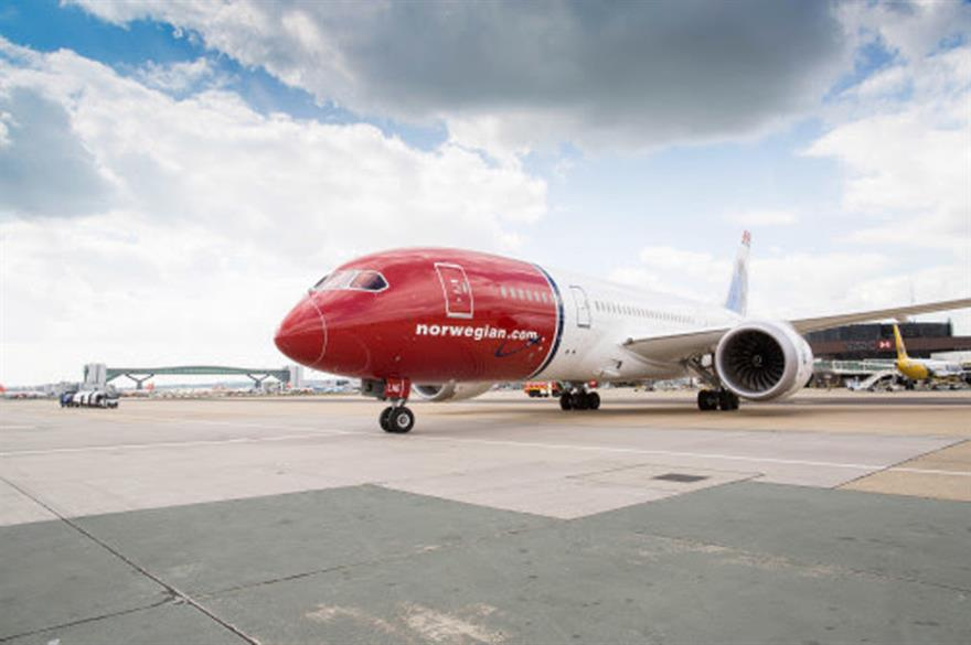 Norwegian to launch first direct flights to Seattle and Denver from Gatwick