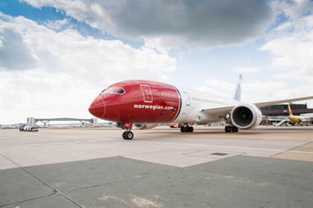 Norwegian to launch new US routes from UK and Ireland