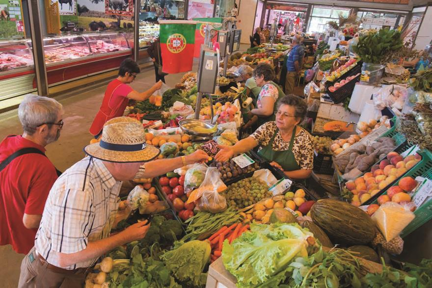 Olhão Market