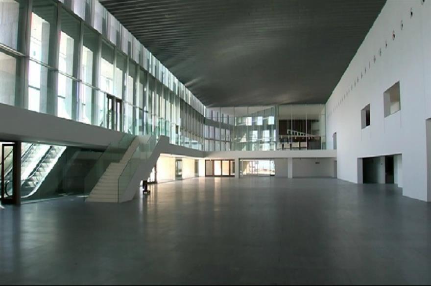 Palma: new congress centre