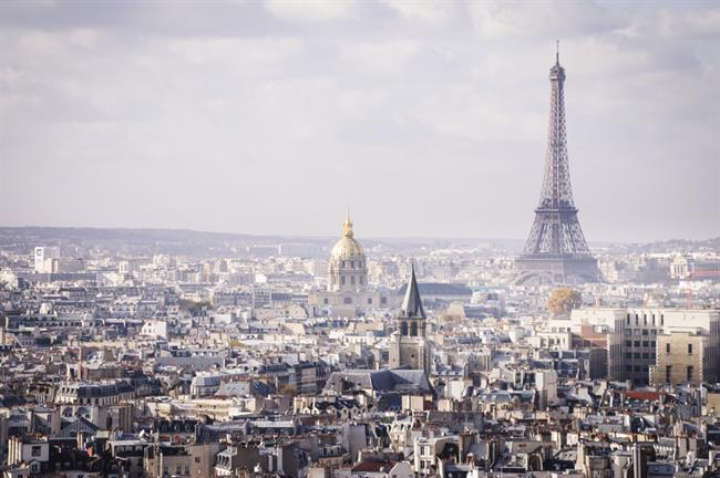 Paris was one of the most popular cities for C&I travellers